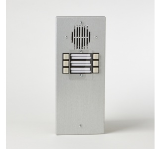 Cordless Loud-speaking Entry Panel