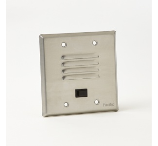 Townhouse Entry Station - Stainless Steel
