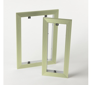 Recessed Frames - Gold