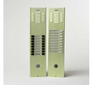 Speaker Panels with Postal Lock - Full Series - Gold