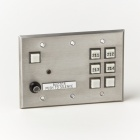 Stainless steel Annunciator Panels With Indicator Lamps